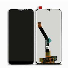 DISPLAY LCD+TOUCH SCREEN HUAWEI per HONOR 8A JAT-L29 JAT-TL00 NERO VETRO SCHERMO
