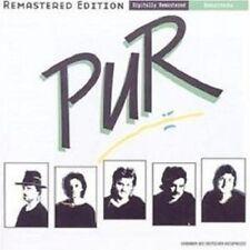 """PUR """"PUR - REMASTERED"""" CD NEU DEUTSCHPOP"""