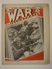 The War Illustrated #73 (Bardia, Greece, HMS Terror WW1 Monitor, RAF WW2, Brest)