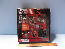 Disney Star Wars 6 in 1 Games Collection Dominoes Battle Matching Bingo Starship