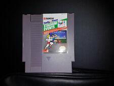 Stadium Events (NES) Original Rare Game