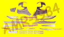 KIT DECALCO ORIGINALI MALAGUTI 50  CRW MOTARD ARGENTO CODICE 18137050