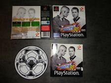 INTERNATIONAL SUPERSTAR SOCCER ISS PRO 98 PAL PLAYSTATION 1