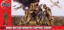 AIR04710 - * Airfix 1:32 - WWII British Infantry Support Set