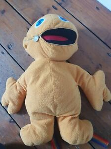 Vintage Childrens TV Show Rainbow Zippy 1972 backpack Golden Bear Products BNWT