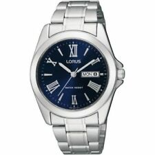 Lorus Stainless Steel Case Dress/Formal Wristwatches