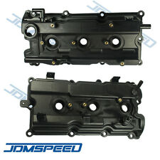 Valve Cover W/Gasket LEFT & RIGHT for 02-09 I35 Altima Maxima Murano Quest 3.5L