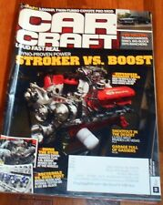 Car Craft Magazine September 2017- Stroker Vs Boost, Coyote Pro Mod, Gassers