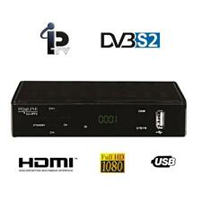 OTT BOX DVB-S2+ IPTV Box multimédia Combo Satellite Compatible WIFI 3G Stalker