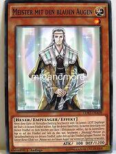 YU-Gi-Oh-Maestro 1x con gli occhi blu-dek08-ldk2-Legendary Deck II