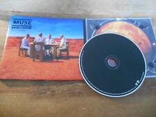 CD Indie Muse - Black Holes & Revelations (11 Song) A&E REC / WARNER BR digi