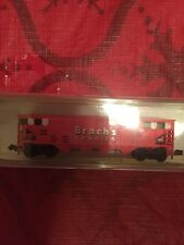 MODEL POWER-N Scale 3225-BRACH'S CANDY COMPANY 4 BAY HOPPER CAR