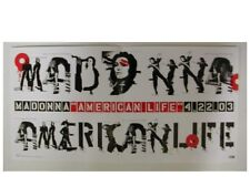 Madonna Poster American Life promo