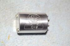 "Utc O-9 O9 ""Ouncer� Audio Transformer Plate to Line Tube Amp Amplifier tested"