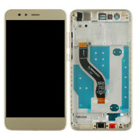 Pantalla completa lcd capacitiva tactil digitalizador con marco Huawei P10 Lite