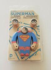 DC Comics Superman Painted Wood Figure
