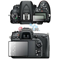 FOTGA LCD Hard Optical Glass Screen Protector For Nikon D7200 D7100 DSLR Camera