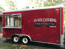 Food Truck For Lease, Food Trailer For Rent, Concession Trailer For Lease.