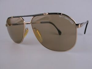 Vintage 80s Zeiss 9288 Sunglasses Size 60-15 Men's Large Made in W Germany