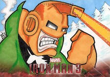 Iron Man 3 Movie Sketch Card by (j)ay of ???
