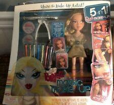 MGA Bratz Make Up Magic Cloe blonde Doll NEW Tattoo Pen 5 in 1 RARE 2008 makeup