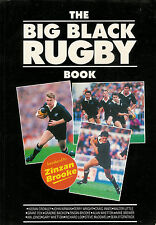 """THE BIG BLACK RUGBY BOOK""  published by Rugby Press Ltd, NZ, ZINZAN BROOKE"