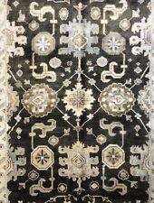 Outstanding Oushak - Vintage Turkish Design - Indian Oriental Rug - 5.11 x 8.10