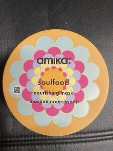 New Amika Soulfood Nourishing Mask 8oz/ 250ml