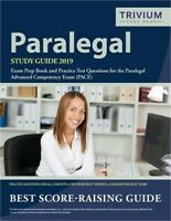 Paralegal Study Guide 2019: Exam Prep Book and Practice Test Questions for the P