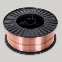 """33 LBs Roll ER70S-6 .035"""" Mild Steel Mig Welding Wire"""