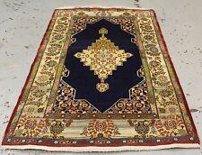 fine Handmade  perisan Kashan Rug 198cm x 135cm