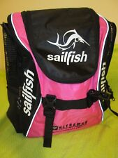 Sailfish 36L Triathlon Transition Wetsuit Bag // UltraMan Ridley Ironman Israel