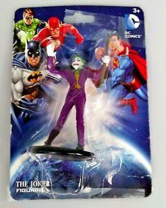 The Joker DC Comics Mini Figure Statue Toy 2.75  in. Sealed Cake Topper