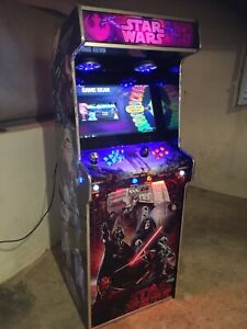 Borne d'arcade star wars