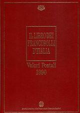 REPUBBLICA ITALIANA 1990 Libro Filatelico