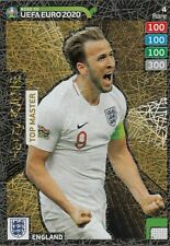 PANINI ADRENALYN XL ROAD TO EURO 2020 HARRY KANE TOP MASTER RARE CARD NO 4 MINT