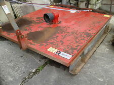 LSM Cluain M6 6ft Pasture Topper Grass Mower used this summer