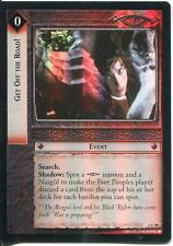 Lord Of The Rings CCG Foil Card RotEL 3.U88 Get Off The Road
