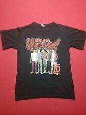 "ONE DIRECTION 1D ""Take Me Home"" 2013 Concert Tour T-Shirt Black Medium"