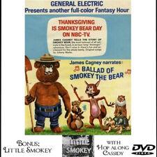 Ballad of Smokey The Bear Dvd 1966 James Cagney - Rankin Bass With Bonus