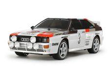 Tamiya RC 1/10 Audi Quattro A2 Rally TT-02 # 58667