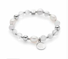 Leonardo Schmuck Armband Bracelet Hope VII Darlin´s 016506 Perlen weiß ..