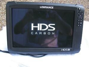 NEW Lowrance HDS Carbon 12 w Transducer