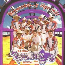 Banda Pequeños Musical : Recuerdos y Algo Más CD