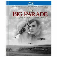 The Big Parade (Blu-ray Disc, 2013, ) includes 64 page book  John Gilbert  NEW