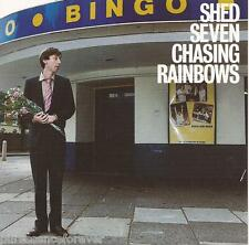 SHED SEVEN - Chasing Rainbows (UK 3 Track CD Single)