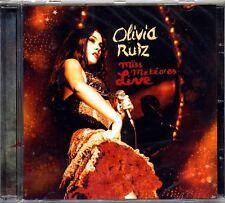 CD - OLIVIA RUIZ - Miss Meteores live