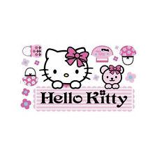 Adesivo murale removibile - Large Decofun DE 43260 Hello Kitty