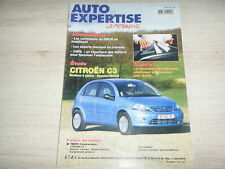REVUE TECHNIQUE AUTO EXPERTISE N°219 CITROEN C3
