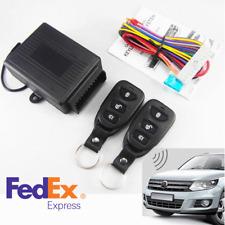 Auto Car SUV Anti-theft Alarm Remote Central Lock Advanced Keyless Entry System